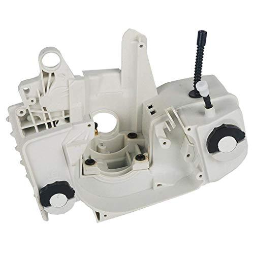 Fenteer Kraftstofftank Kurbelgehäuse Gehäuse Montage passend für STIHL 021 023 025 MS210 MS230 MS250 Kettensäge