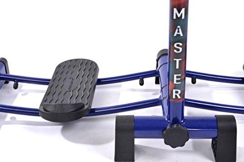 LegMaster Beintrainer Heimtrainer Fitness Equipment Gewichtsabnahmen- Hilfe – Abnehmen und Fitnesstraining Beine, Oberschenkel & Po - 6