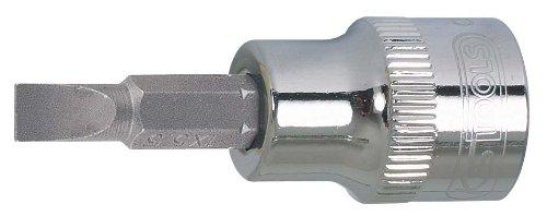 KS Tools 918.1489 Douille tournevis CHROMEplus 1/4″ Fente 6,5 mm pas cher