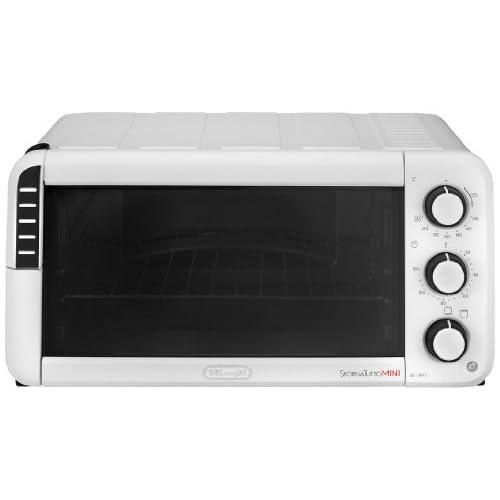 41fv3PEbZDL. SS500  - De'Longhi EO12012 Mini Oven - White