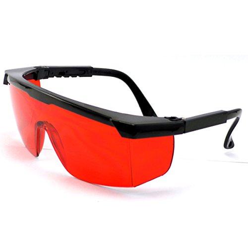 Augenschutzbrillen Rot Laser Schutzbrille