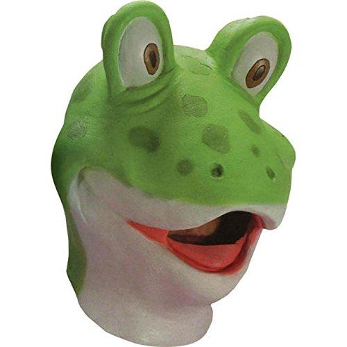 Carnival Toys 963 - Maske Frosch, ()