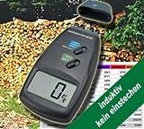 Feuchtemessgerät Holz Papier Baumwolle Pappe Karton Möbel Feuchtemesser Materialfeuchte Induktion Holzfeuchtemessgerät MD 6-G F03