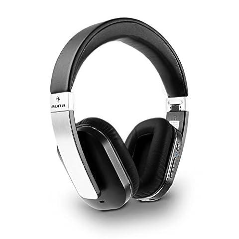 auna Elegance ANC Casque audio Bluetooth (NFC à réduction de