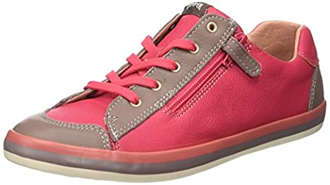 Camper Mädchen Pursuit Sneakers, Pink (Medium Pink 037), 35 EU
