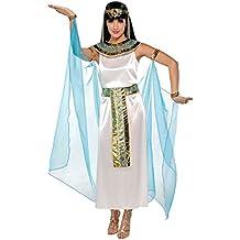 Déguisement adulte Femme Reine Cléopâtre taille 10-12 (UK); Médium (France)