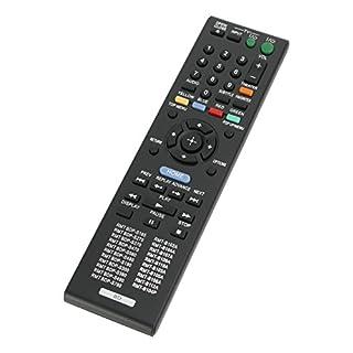 allimity Ersetzen Fernbedienung fit für Sony RMT-B102A RMT-B104A RMT-B107A RMT-B109A RMT-B103A RMT-B105A RMT-B108A RMT-B112A RMT-B104P BDP-S185 BDP-S370 BDP-S560 BDP-S480 BDP-S380 BDP-S490 BDP-S780