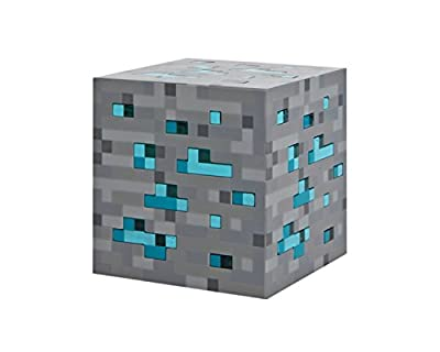 Minecraft Light-Up Diamond Ore - cheap UK light shop.