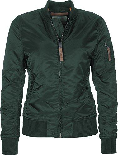 Alpha Industries MA-1 VF 59 Women Jacket Jacke (S, dark petrol) Alpha Industries Flight Jackets