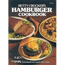 Betty Crocker's Hamburger Cookbook