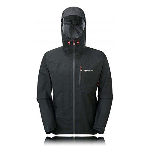 Montane Air Wasserdichte Jacke - AW17 Black
