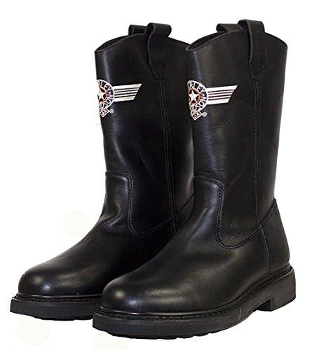 Harley Schwarz Original Davidson Boot Footwear agxawqzr