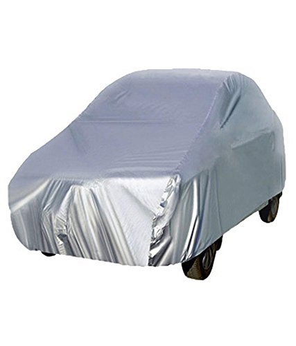 AUTO SHELTER Premium Mattshine Car Body Cover for Maruti Suzuki Swift - (With Side Mirror Pocket)  available at amazon for Rs.949