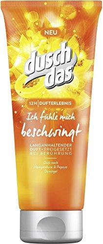 Duschdas Duschgel Ich fühle mich beschwingt, 6er Pack (6 x 200 ml)
