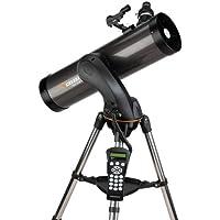 Celestron NexStar 130 SLT – computergesteuertes 130/650 Newton-Spiegelteleskop