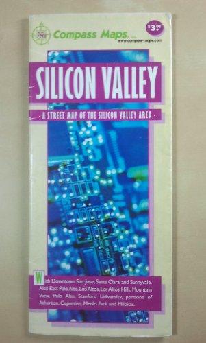 Silicon Valley (Compass Maps) (Silicon-valley-karte)