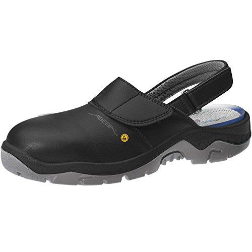 Abeba 32125-50 Anatom Chaussure de sécurité sabot ESD Taille 50 Noir