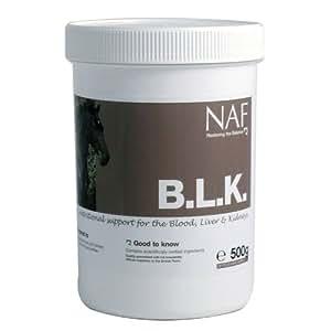 NAF B.L.K Supplement for Horses (Size: 500g)