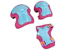 Hudora Wonders Kit de protección de Patinaje para niño, Tallas S y M