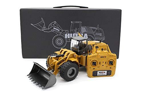 RC Auto kaufen Spielzeug Bild: Huina CY1583 RC Constuction, Gelb*