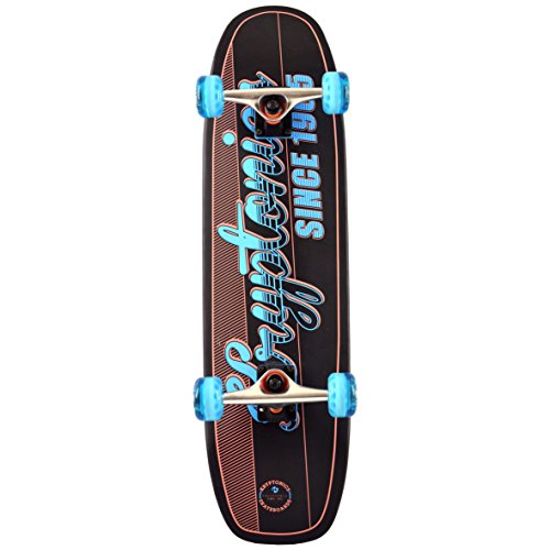 Kryptonics 31'-Skateboard Multicolore
