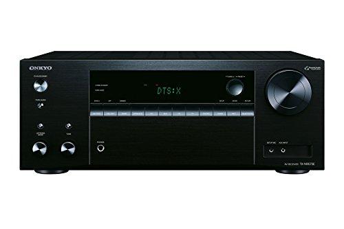 Onkyo TX-NR575E(B) Amplificateur Home Cinema 7.2 canaux (135 W/Canal, Multiroom, cinéma Maison,...
