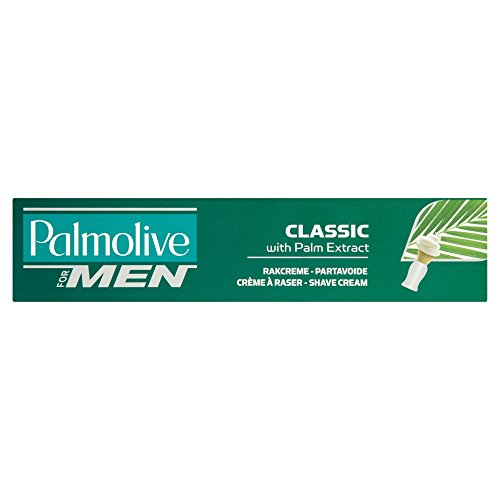 Price comparison product image Palmolive For Men Classic Palm Extract Shave Cream 100ml