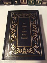 The Works of Henry David Thoreau by Henry David Thoreau (2001-08-01)