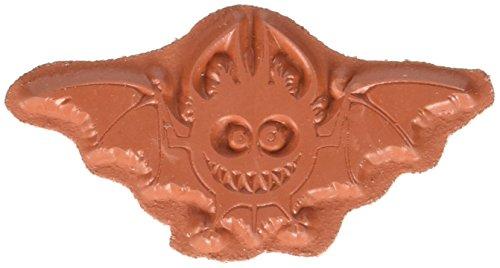 Gourmet Gummi Briefmarken selbst Briefmarken 2,75Zoll X 4.75-inch-big Zähne Fledermaus
