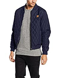 Urban Classics Diamond Quilt Nylon Jacket, Blouson Homme