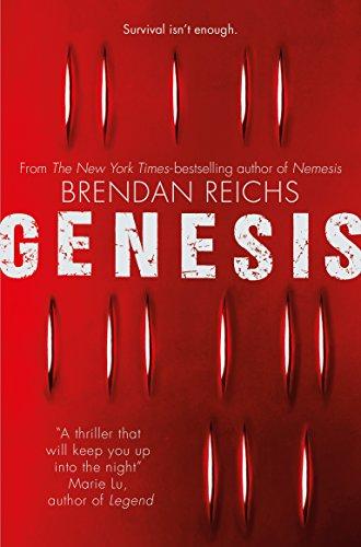 Genesis project nemesis book 2 ebook brendan reichs amazon genesis project nemesis book 2 by reichs brendan fandeluxe Images
