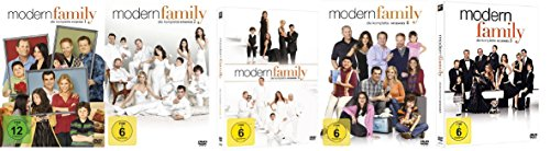 Modern Family - Staffel 1-5
