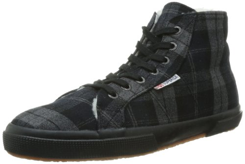 Superga 2095 Tweedbinu, Baskets mode mixte adulte