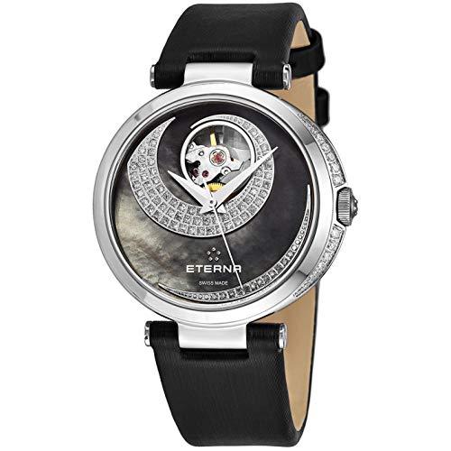 Eterna Grace Open Art Reloj de Mujer Diamante automático 34mm 2943-54-89-1368