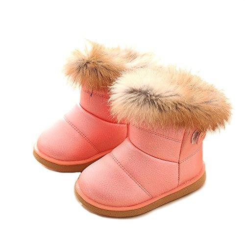KVbaby Kids Winter Warm Snow Boots Girl