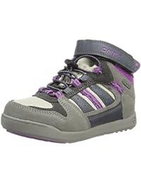Hi-Tec Omaha Wp Jrg - botas de senderismo impermeables de ante niña