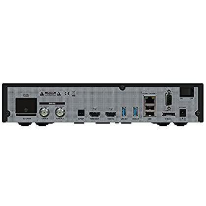 GigaBlue GBQUAD HD Receiver New
