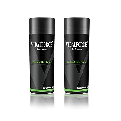 VidalForce Pack Fibras Capilares