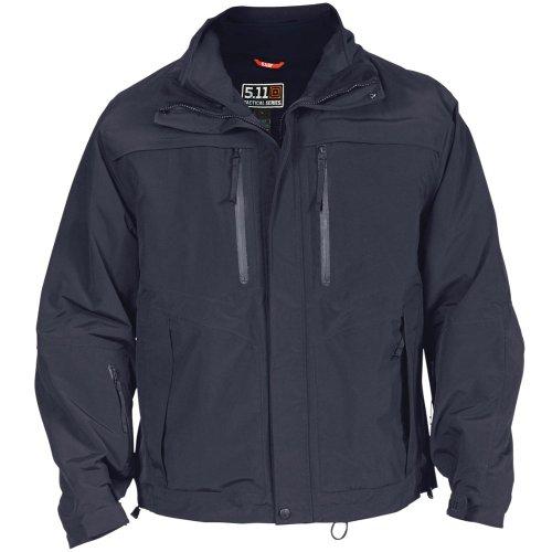 5.11Valiant inserto giacca, Uomo, Dark Navy (724), L