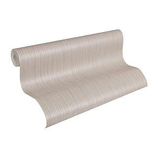 Architects Paper Vliestapete Nobile Tapete Unitapete 10,05 m x 0,70 m metallic lila Made in Germany 958623 95862-3