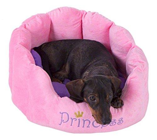 douce-princesse-snuggle-bed-panier-en-peluche-douce-avec-un-petit-coussin-en-forme-de-coeur-ideal-po