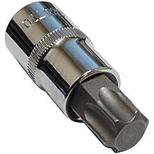 """AERZETIX: Llave de vaso con puntas para tornillos Torx T70 1/2"""" C2225"""
