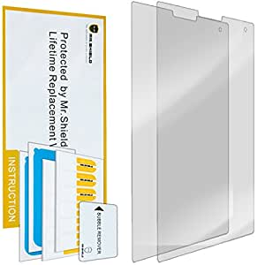 Mr Shield For Blackberry Passport Privacy [Anti Spy] Screen Protector [2-PACK] with Lifetime Replacement Warranty