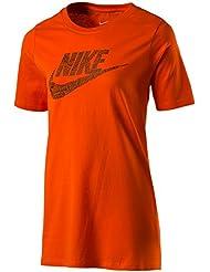 Nike CTN Nike Play Sketch YTH–Safety Naranja, naranja