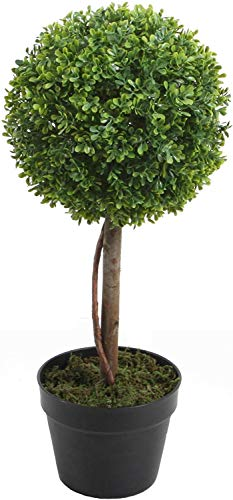 Best Artificial (TM) 2 m 60 cm buis buis topiaire boule Arbre
