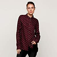 lee Cooper Blouses For Women, Red S