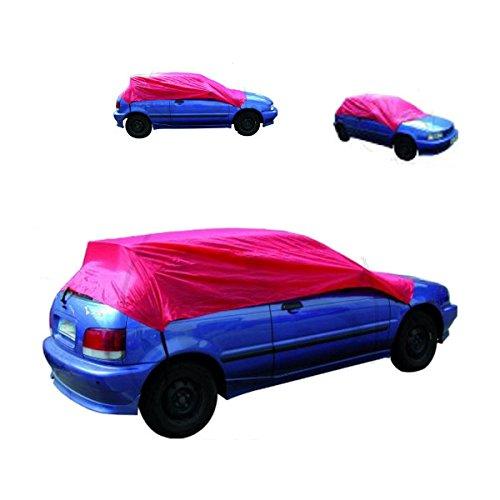 EMMEA TG. M Bache de couvreur voiture Toit cristal vitres BMW Série 1 (E81) 3P 07 > 12 Bâche