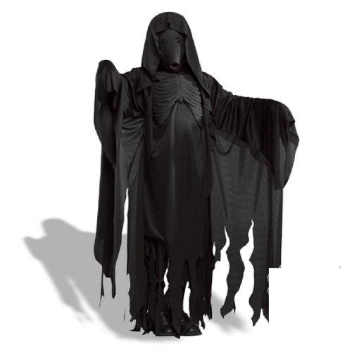 Dementor Herren Kostüm Größe L aus den Harry Potter Filmen