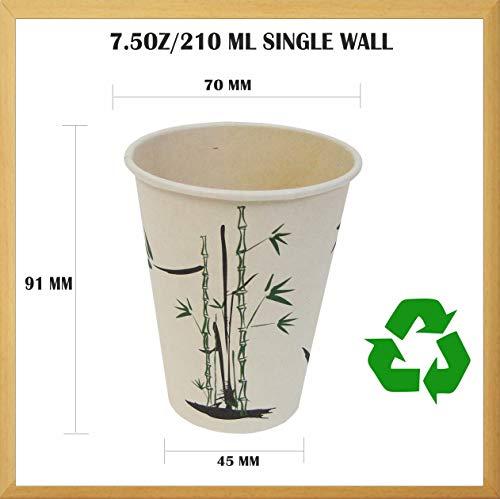 Zoom IMG-1 bicchieri di carta usa e