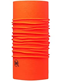 BUFF Foulard Multifonctionnel ROUGE & ORANGE, Polyester, one size